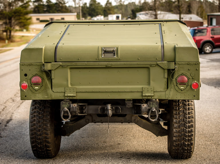 M1151 Slant Back Roof System
