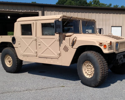 M1165 Style Roof System