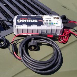 Genius G26000 24V charger kit