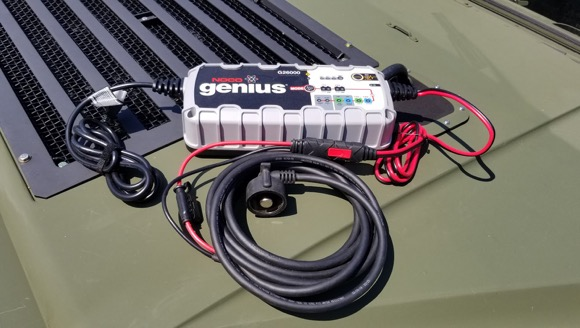 Genius G26000 24V charger kit